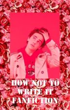 How NOT To Write IT Fanfiction by castle_byers