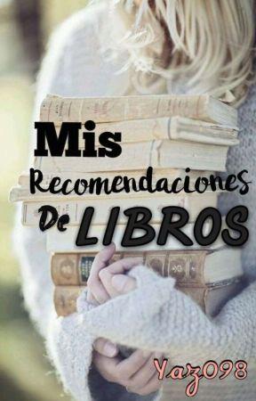 Recomendaciones de libros by Yaz098