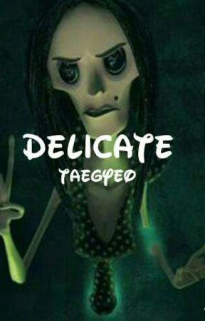 Delicate   Namjin Version by taegyeo