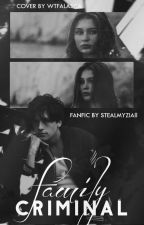 Criminal Family - Dylan. by stealmyziall_