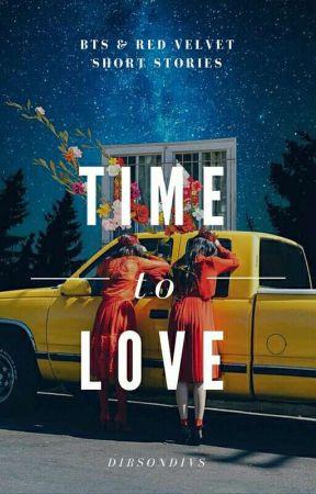 Time to Love (BTS & Red Velvet Short Stories) by Blue-Piscean
