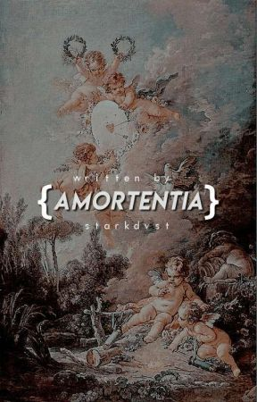 Amortentia 》soulmates series by rcsewilson