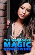 The Warlocks Magic by RedEyeWing