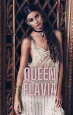 Queen Flavia (Nate Archibald) by Gerlithequeen