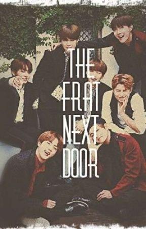 The Frat Next door (BTS) by hobisthighs