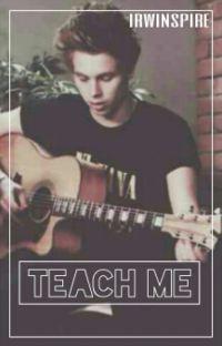 teach me • l.h. cover