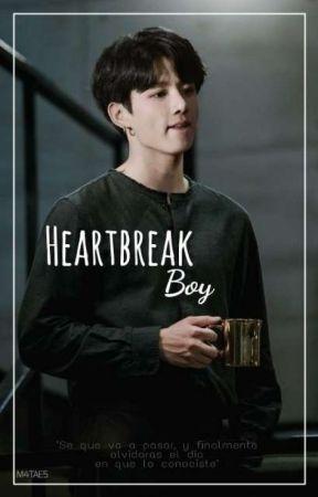 HeartBreak Boy •|Vkook by M4TAE5