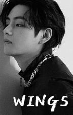 wings | bts v ✧・゚: * by poursugaonme