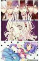 Yui's Shadow Cousin (DL fanfic) by AkiraSilverOkami