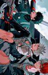 Just like you - Todoroki Shoto X Bakugo Katsuki X Midoriya Izuku cover