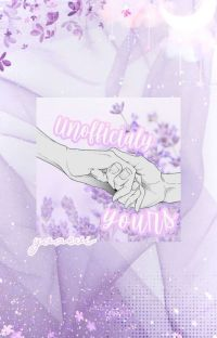 unofficially yours ❀˚̣̣̣͙ luwoo fanfic  cover