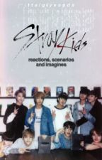 Stray Kids || reactions, scenarios and imagines ♡ by ttalgiyeopda