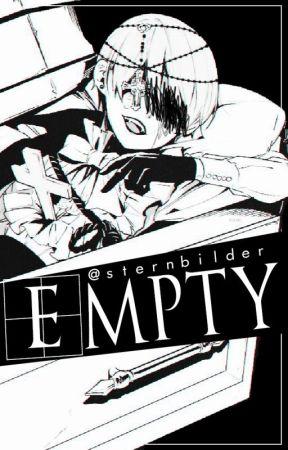EMPTY ©│Black Butler「Sebaciel Fanfiction」 by sternbilder