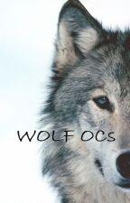 Wolf OCs by redfoxwhitewolf