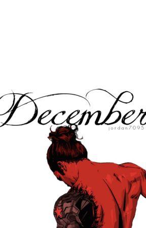 December // A Winter Soldier Story by jordan7095
