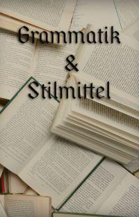 Grammatik und Stilmittel cover
