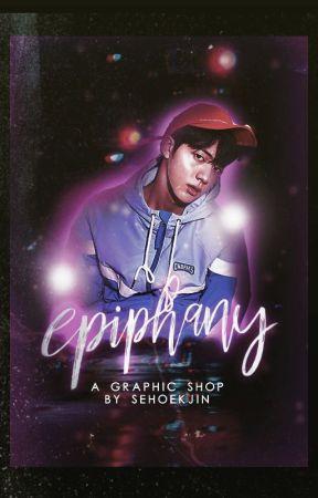 𝐄𝐏𝐈𝐏𝐇𝐀𝐍𝐘 ━ graphic shop. [ cfcu ] by sehoekjin