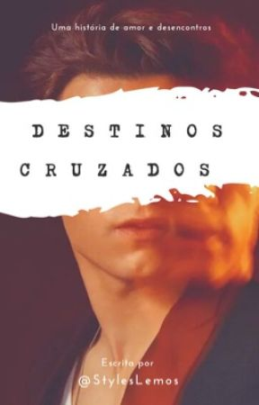 Destinos Cruzados 🕸 TOM HOLLAND by StylesLemos
