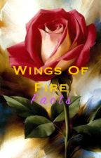 Some Wings of Fire Facts by WAFFLEZYAIBOI