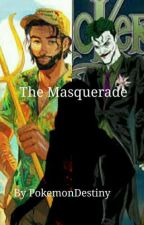 The Masquerade (Fem. Percy YJ Crossover) by PokemonDestiny