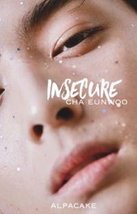 INSECURE. cha eunwoo  cover
