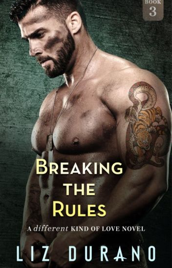 Breaking the Rules: Book 3 of A Different Kind of Love series [SAMPLE ONLY]