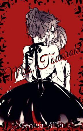 Mrs. Todoroki by genagotpaid