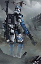 The Rough  Battles  ( Star Wars Rebels) by CODYARMY