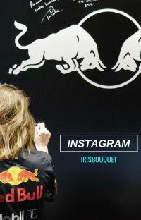 instagram // max verstappen cover