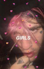 girls | lil peep by latexloser