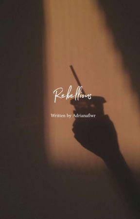 Rebellious by AmmyleaAdriana
