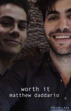 worth it || matthew daddario | su by underworld-king