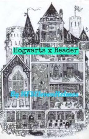 Hogwarts x Reader: Choose Your Own Adventure  by HFSElevenHolmes
