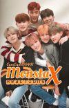 Monsta X Reactions (Terminada) cover