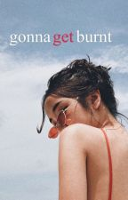 gonna get burnt • patrick hockstetter x oc by katxwrites