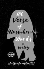 100 Verse of Unspoken Words (Published on Amazon) by shallowheartbeat021