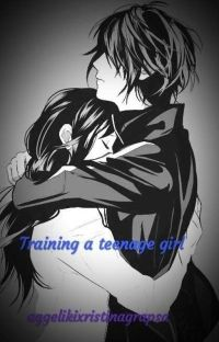 Training a teenage girl cover