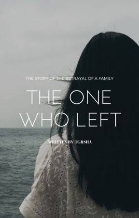 The One Who Left by TgrSha