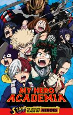 My Hero Academia x Reader One-shots by LordSister