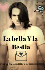 La Bella y La Bestia      Christopher Velez y tu    by JohanneValentina