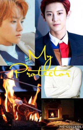 My Protector (Chanbaek) by cclay2020