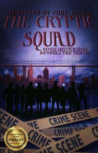 THE CRYPTIC SQUAD  cover