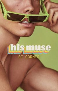 His Muse || bxb cover