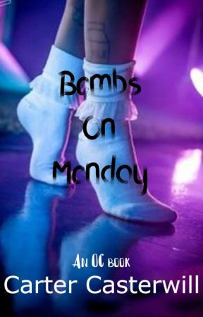 Bombs on Monday   OC Book by PirateQueenoftheSea