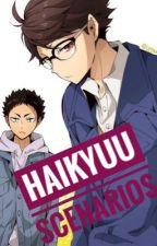 Haikyuu Scenarios by Titania4869