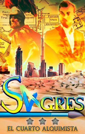 Sagres III: El Cuarto Alquimista by Nogenry