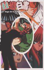 Yu-Yu Hakusho: Saga de la cinta negra. by Heartilly_