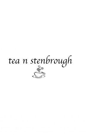 tea n stenbrough by whateverindeed