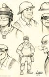 Assorted TF2 Reader Inserts cover