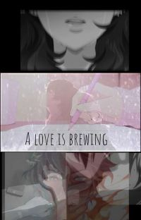 A Love Is Brewing 《shoto todoroki x reader》 cover